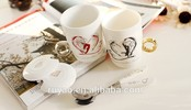 Wholesale hot sale Creative design High-grade ceramic ceramic mug