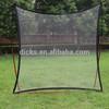 Adjustable soccer goal rebound net sport training equipment
