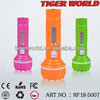 China led long range rechargeable torch factory