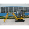 CT18-9DS Hydraulic Crawler Mini Excavator