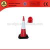 Hot sale reflective rubber traffic cones