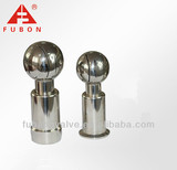 sanitary rotation cleaning ball and fixed spray cleaning ball