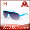New Fashion Sports Sunglasses, Customized logo sunglasses, blue lens fashion sport sunglasses