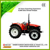 Wheel Tractor Type and Farm Tractor Use 110hp 4wd Foton tractor (KR1104)
