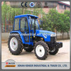 40HP-60P Cheap 4WD Mini Farm Wheel Tractors