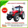 110HP 120HP 130HP 4WD Farm Wheel Tractor