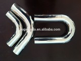 Stainless steel exhaust pipe 90 and 180 degree