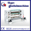 automatic vertical slitting and rewinding machine Vertical paper and film slitting machine