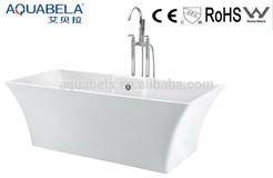 Modern Acrylic Freestanding Bath tub
