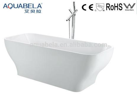 Indoor Acrylic Freestanding Bathtub