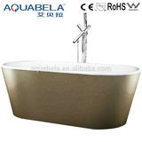Hot sale acrylic freestanding Bathtub for one person
