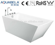 Small Acrylic Freestanding Bathtub