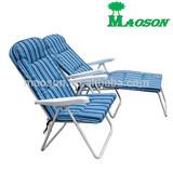 selling 2014 popular folding garden chair with foam