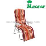 selling 2014 new folding garden chair with foam