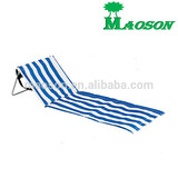selling 2014 sold best folding beach mat with backrest and pillow