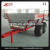 XTM OD-02 Cargo trailer Intensive use Dual Axle Box Trailer