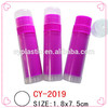 new style lip balm containerpp lipbalm tube Model CY-2019
