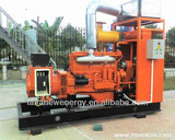 High quality Biomass gas Generator set cummins series 20KW with best price