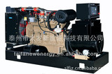 Cummins natural gas generating set with ISO9001 Professional silence 20KW/25KVA