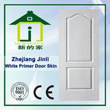 Two panels White Primer Door Skin for the doors
