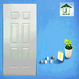 China manufacturer new design melamine mdf door skin