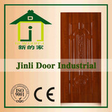 4.2mm fancy modern melamine hdf door skin