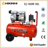 RJ-600W-30L 30L silent dental air compressor