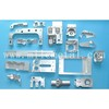 cnc turning parts,cnc machining parts,aluminum turned parts,Textile machine parts