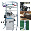 single cylinder sock knitting machine