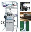 single cylinder sock knitting machine