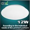 Modern 12w 220v 1200LM ceiling lights led kitchen/bedroom/den lamp, SMD5730 cool white/warm white 3yrs warranty led light