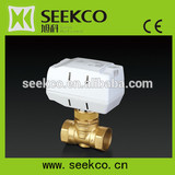 Two-way electric valve, Two-way valve with electric actuator, HVAC actuator,heating system actuator,temperature control actuator