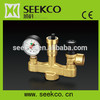 Boiler safety group,gas or oil use, HVAC, boiler valve,boiler rent valve set,boiler security components