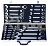 22PCS GEAR WRENCH SET vanadium wrench Tools set in china
