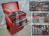 158pcs Roller CABINET kraft tools auto repair and maintenance tool trolley
