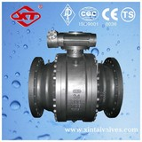 Metal to Metal seat Ball Valve with Stellite
