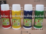plastic vacuum flask thermos bottle