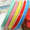 solid color petersham 10mm grosgrain polyester ribbon