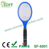 SF-6001AA battery Electric CE RoHS certificate insect racket