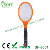 SF-6001 AA battery fly zapper with CE RoHS