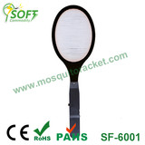 SF-6001 AA battery fly killer with CE RoHS