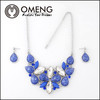 Wholesale 2014 Alloy Jewelry Set Fashion African Necklace Set