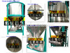 vertical plastic mixer 1T with high quality and reasonable/plastic granules mixer/plastic pellets mixer