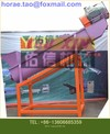 high-speed friction washer/friction washing and conveying machine/plastic friction washer