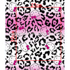 2014 summer polyester hello kitty design flannel fleece fabric & flannel fleece fabric