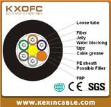 Outdoor Fiber Optical Cable 32 Core GYFTY Fiber Optic Cable Price Per Meter
