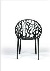 Modern fashion plastic hotel lobby leisure chair