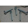 round head square neck carriage bolt full thread din603