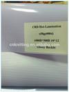 CRD laminated backlit flex banner 650gsm