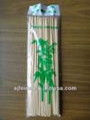 BBQ bamboo skewer.